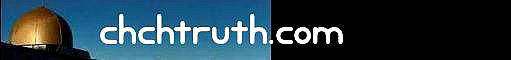 Christchurch Truth banner