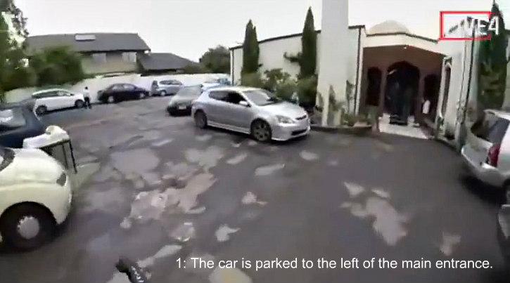Suspicious car 1
