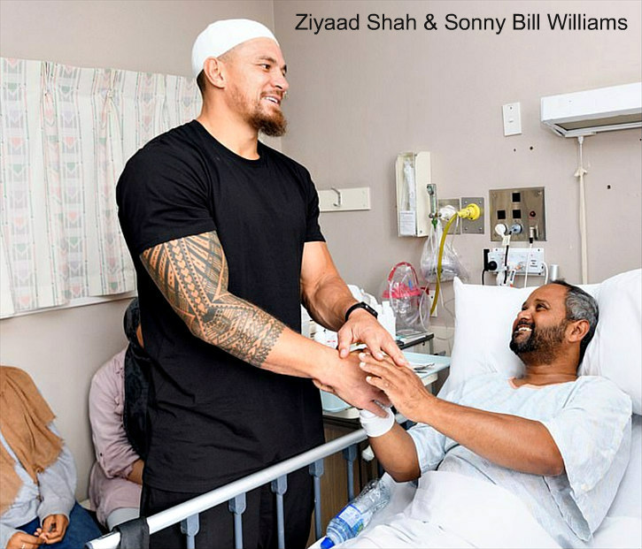 Ziyaad Shah and SBW