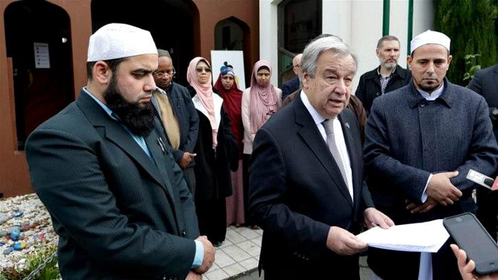 Guterres at Al Noor